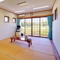 宿泊コテージ【個室2~6名利用】