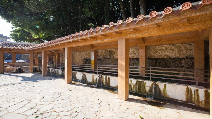 ウッカガー(大川)は金武町指定文化財に認定されています。