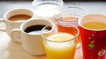 ■朝食飲み物(イメージ)■