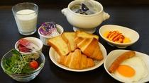 ■朝食(イメージ)■