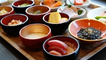 ■朝食小鉢(イメージ)■