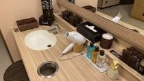 ■大浴場洗面台■