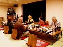 宴会場『松の間』