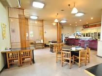 【隣飲食店】テーブル席1