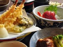 【ビジネスプランのご夕食】岩内町周辺の素材の味をご堪能下さい
