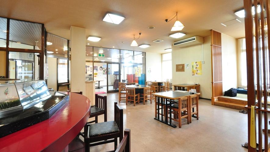【隣接飲食店】テーブル席2