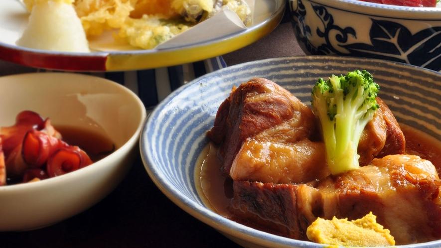 【ビジネスプランのご夕食】心のこもった優しい味のお料理