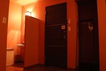 ゆったり広めの和室トイレ付き 室内