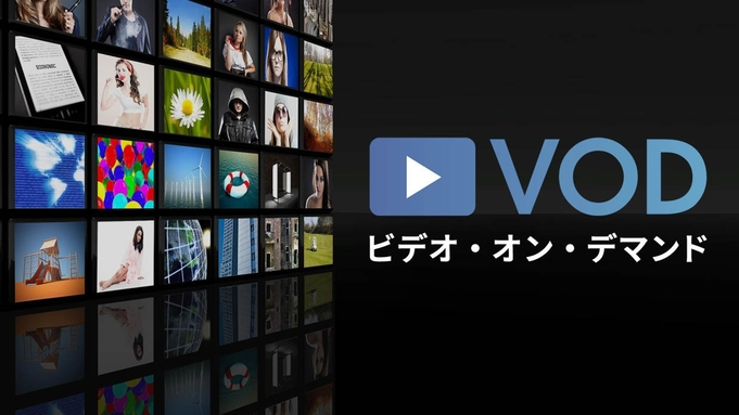 【ビジネス】【駅近】☆お部屋が映画館VODカード付きプラン☆素泊り☆