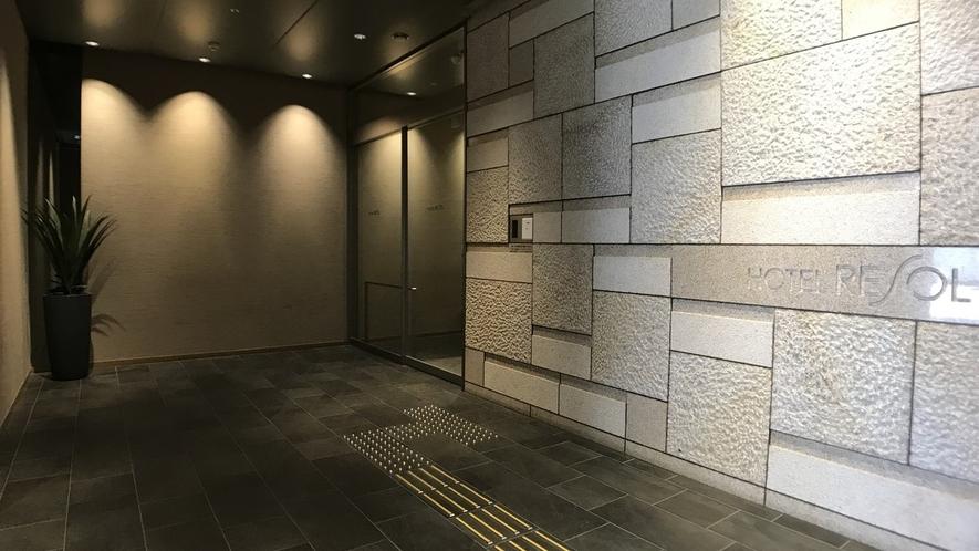 (新)ホテル風除室