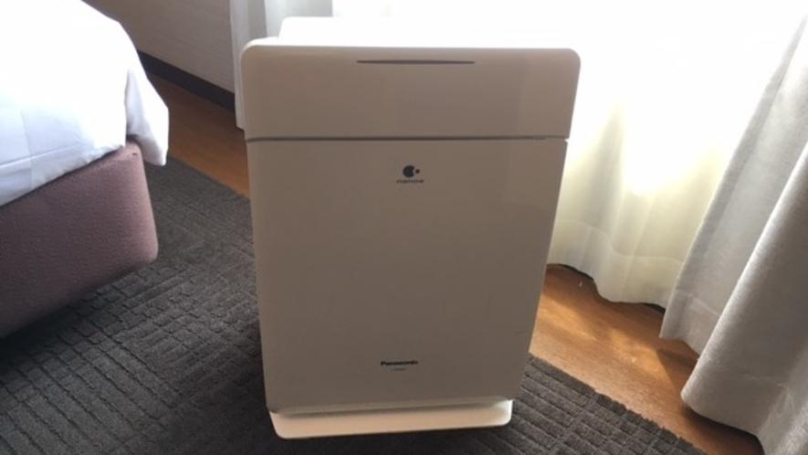 (新)加湿空気清浄機
