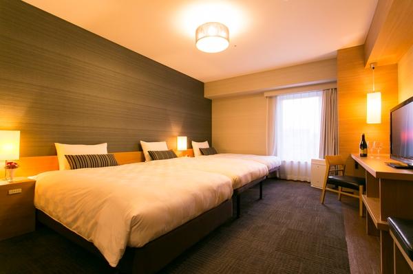 博多三一雷索爾酒店 Hotel Resol Trinity Hakata(ホテルリソルトリニティ博多)