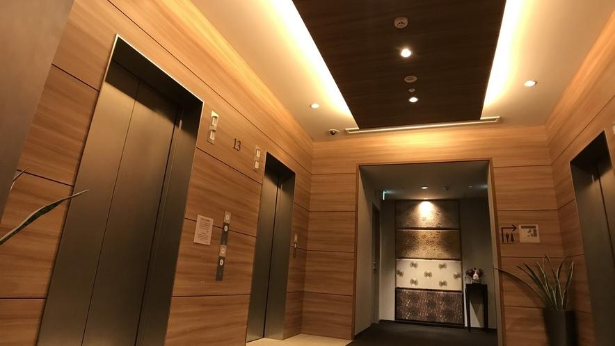 (新)13階エレベーターホール