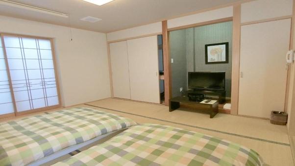 【和室8畳】床敷きマットレス(103号室)