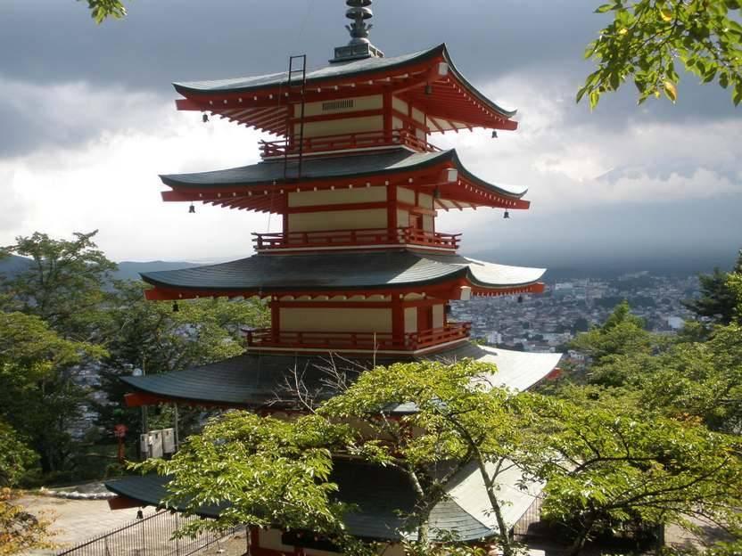 Churei-Toh Shrine