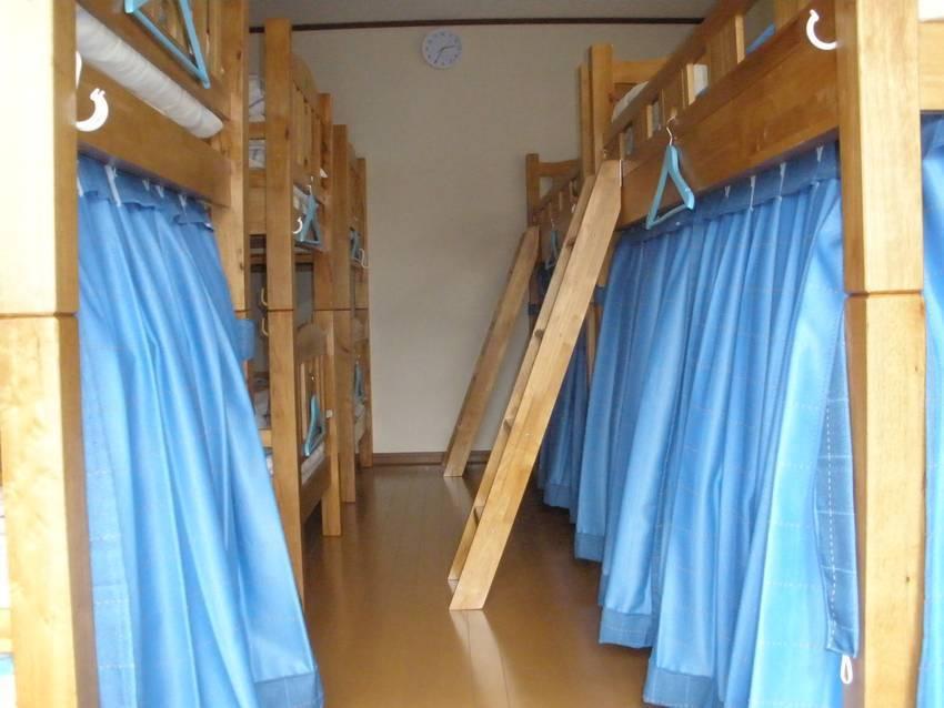 Mix Dorm Room A Bunk Beds 10 Guests