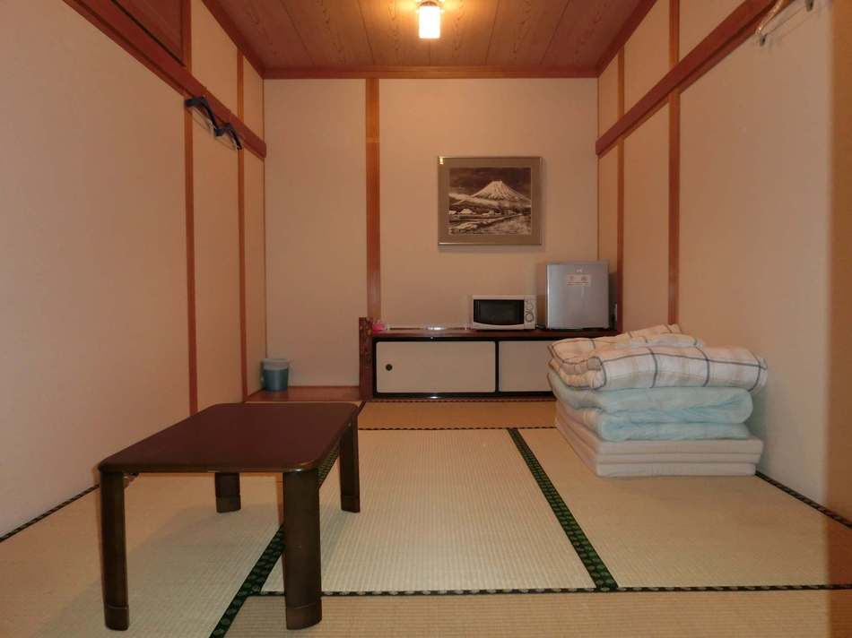 Japanese Style Futon Private Room A