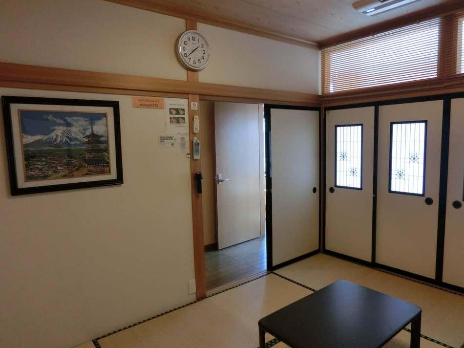 Japanese Style Futon Private Room B
