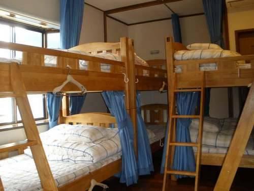 Mix Dorm Room B Bunk Beds 10 Guests