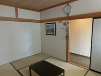 "Japanese Style Futon Private Room ""A"""