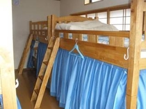 "Mix Dorm Room ""A"" Bunk Beds 10 Guests"