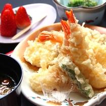 おまかせ料理※画像は天ぷらの日☆