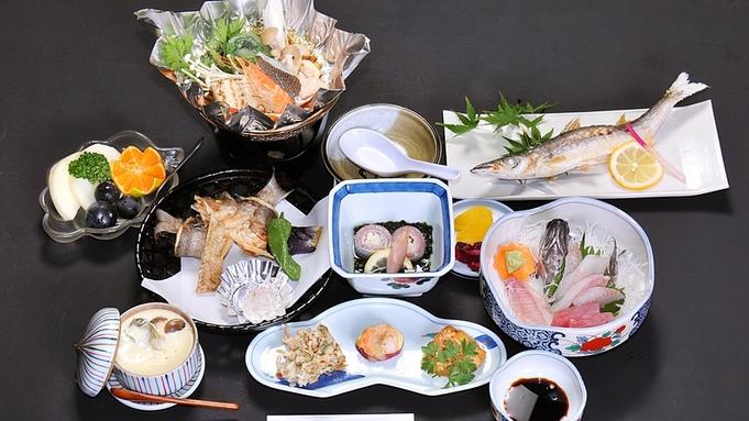 【スタンダード】浜名湖と海を満喫☆新鮮な魚介類と天然温泉を楽しむ<2食付プラン>