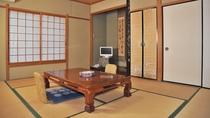 *客室(一例)浜名湖周辺観光やお食事を楽しんだ後はお部屋でお寛ぎください。