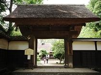 水海道風土博物館「坂野家住宅」/常総市/車で約30分