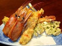 天ぷらプラン 二の皿
