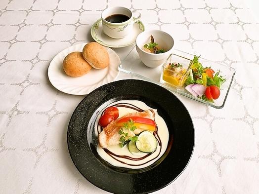 【二食付プラン】ディナーはアーバンにおまかせ!レストランお食事券&元気朝食バイキング付プラン