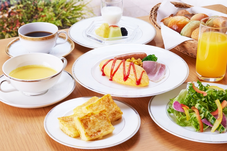 【SAVER】朝食付き(入園保証なし)