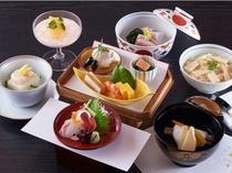 和食レストラン「羽衣」 会席料理イメージ
