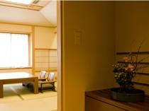 和室/和室ならではの風情と落ち着きに包まれながら、和の心を実感いただけます