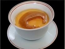「こだわりの逸品」ふかひれの茶碗蒸し