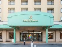 ホテル メインエントランス