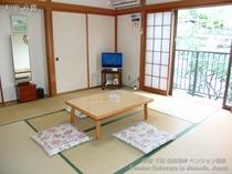 和室(8畳)の一例です