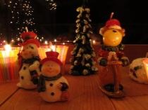 クリスマスキャンドル☆