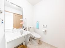 セミダブルルーム 洗面所