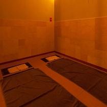 岩盤浴付客室
