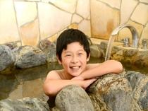 岩風呂温泉付客室