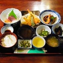 夕食【日替わり手作り和食】一例