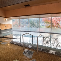 *【大浴場】多彩なお風呂を完備しております。