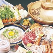 【夕食一例】寒い季節に嬉しいあったかお鍋