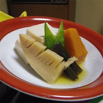 精進料理(一例)