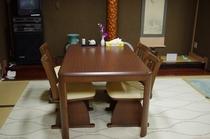 お食事処(椅子&テーブル)
