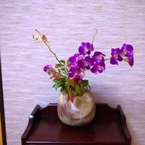 季節のお花(プラン用)