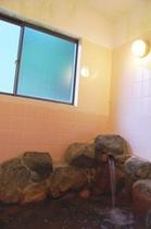 家族風呂室内