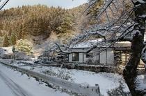冬の浪花館1