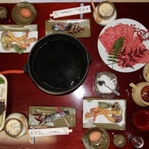 篠山牛すきやき